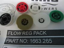 Mira Flow Regulator 1663.265
